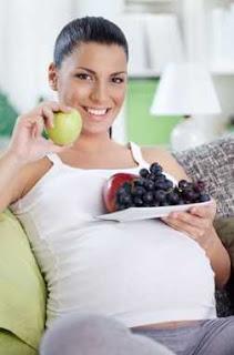 Tips Sehat Ibu Hamil Makanan