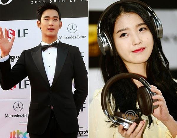 Kim Soo Hyun trở lại cùng IU