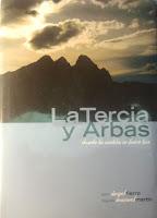 """HABLA TERCIANA - Portada Libro: """"LA TERCIA Y ARBÁS donde la niebla se hace luz"""""""