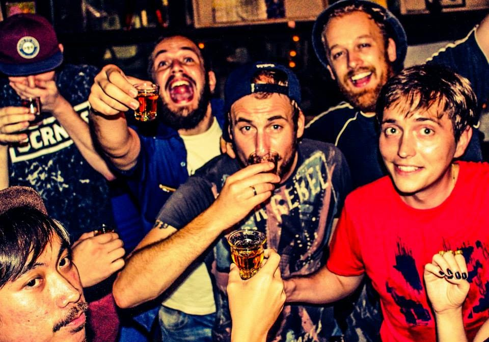 The Ladz debut E.P. Just one thing