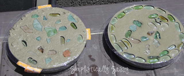 Make your own Stepping Stones