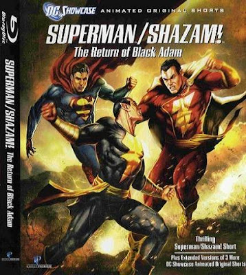 Superman e Shazam: O Retorno do Adão Negro Download