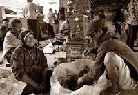 foto gambar pasar burung pasar bawah bukittinggi sumatera