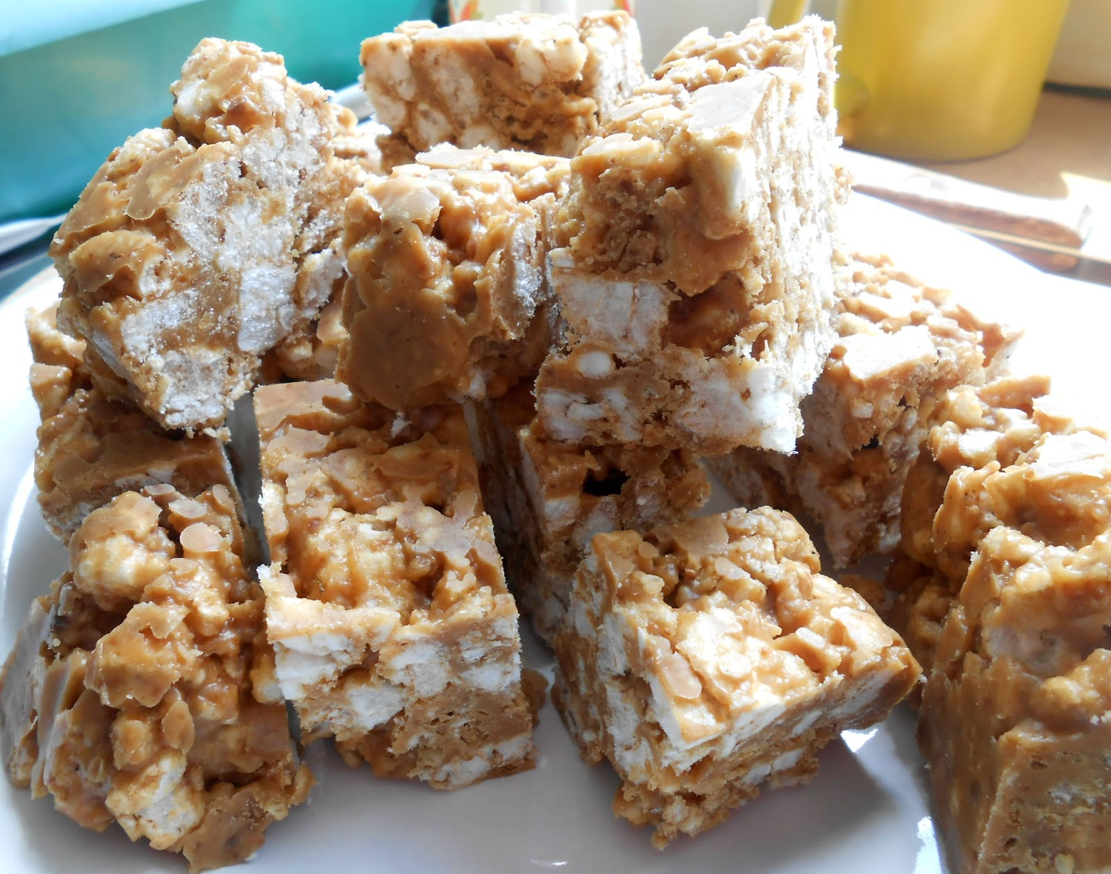cereal bar, recipe, home-made