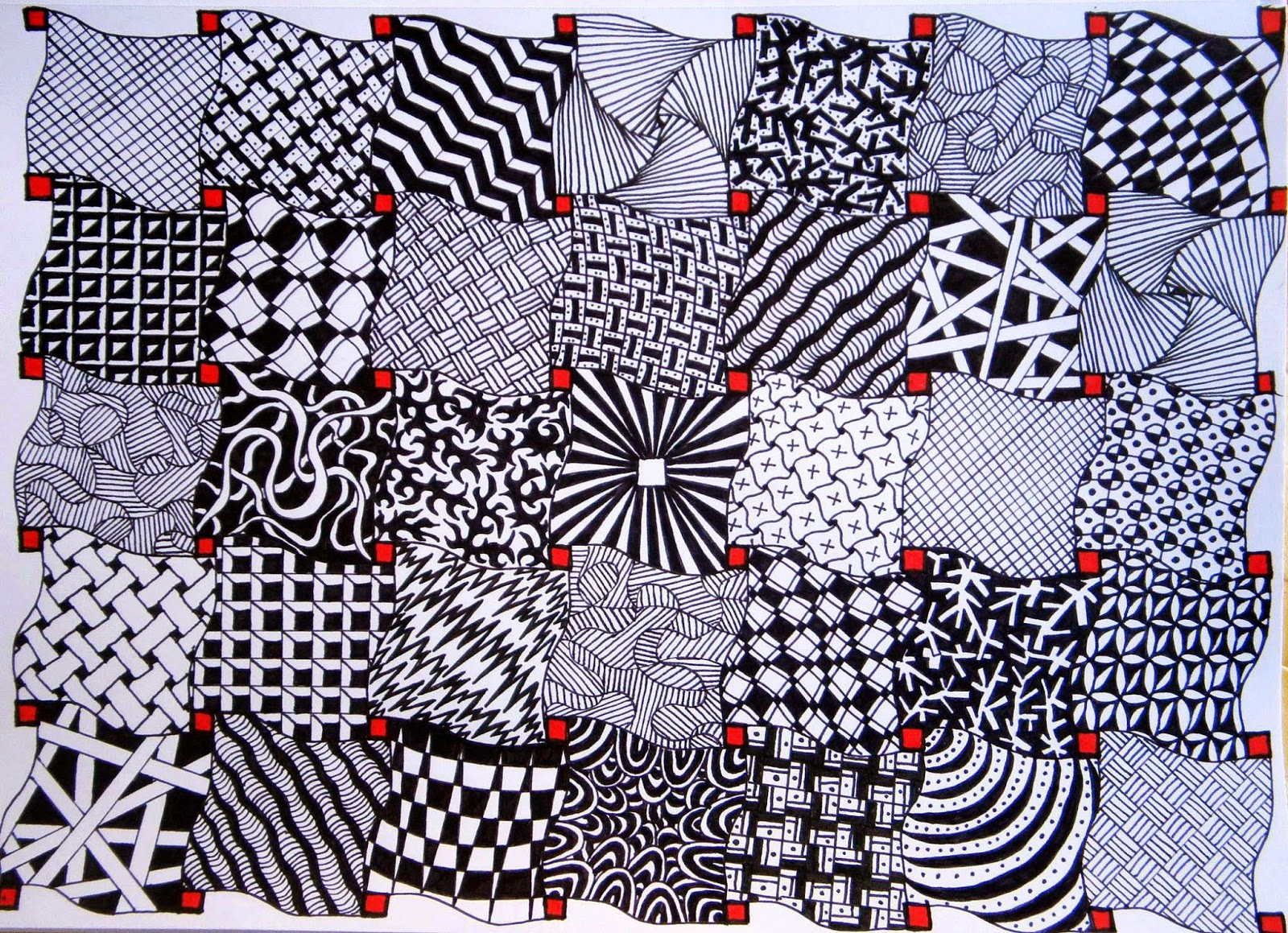 zentangle, zendoodle, zendoodling