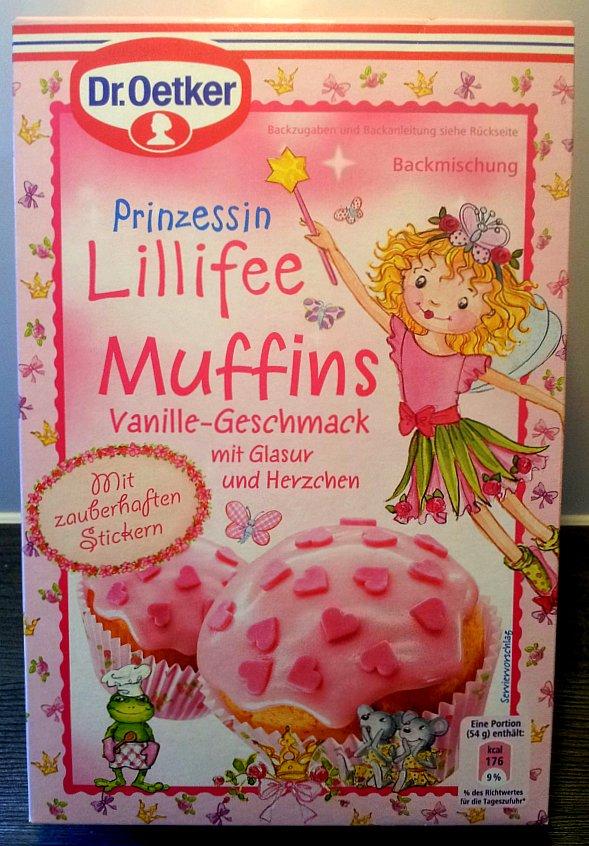 Meine Tortenwelt Lillifee Muffins