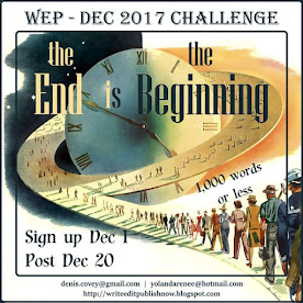 The December WEP Challenge!