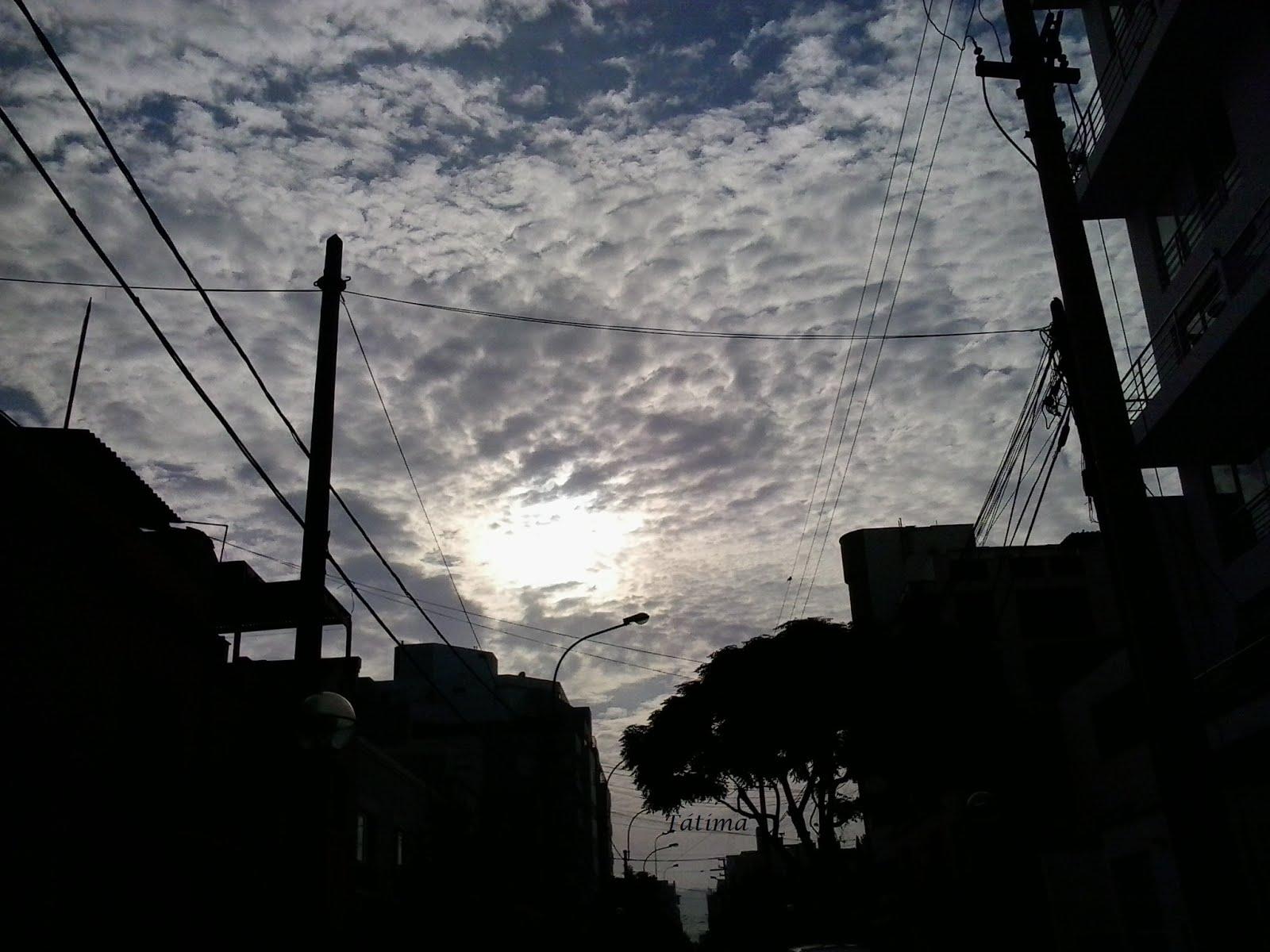 Amanecer en Miraflores