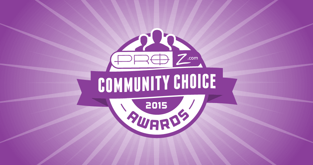 Community Choice Awards 2015