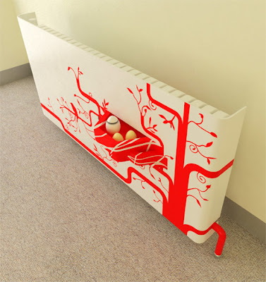Creative Radiators and Unusual Radiator Designs (15) 14