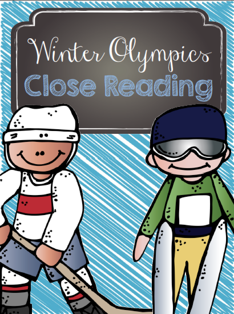 Winter Olympics, Visual Lesson Plans, and Fraction Timed Tests ...