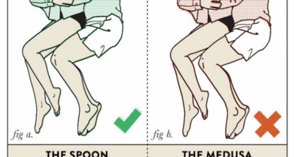 Pictures of spooning position
