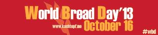 Dia Mundial del Pan