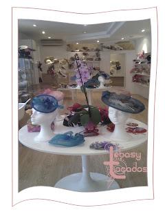 Interior de la tienda The Pink Carpet