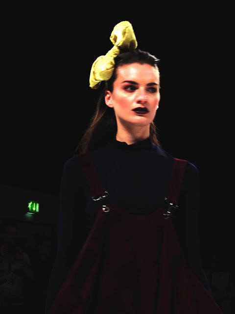 Amy Tapply:Fashion at Arts University Bournemouth Graduate Fashion Week