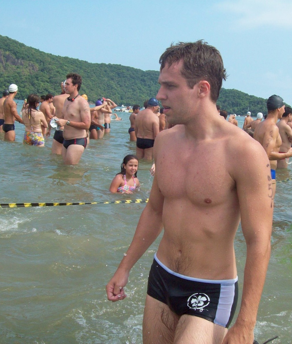 Hotties in Speedos: Swimmers, Surfers, Divers, Water Polo Players, Cyclists
