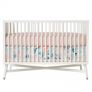 We Opted Not To Get The Bumper As They Are A SIDS Risk Instead Got Crib Skirt And Sheet Pictured Above Well That Has Same