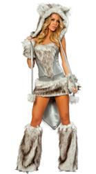 disfraz de mujer loba