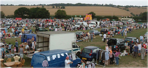 Car Boot Sale This Weekend Near Me