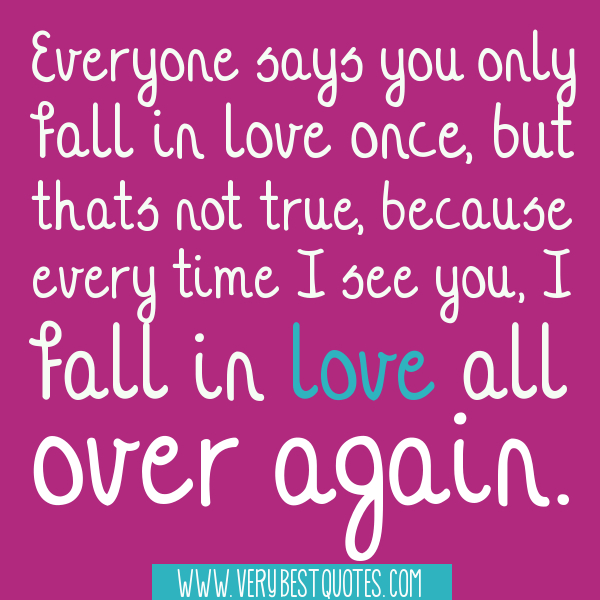 Quotes About Love: In Love Quotes