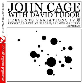 John Cage with David Tudor-Present Variations IV