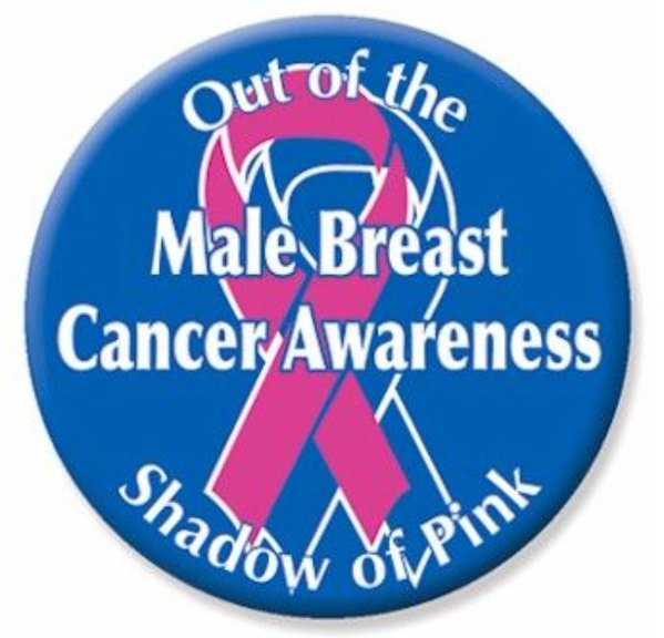 Men get Breast Cancer too!