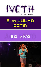 IVETH CONCERTO 9 JULHO