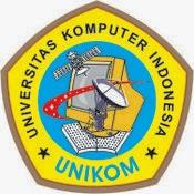 Logo Universitas Komputer Indonesia (UNIKOM) Bandung