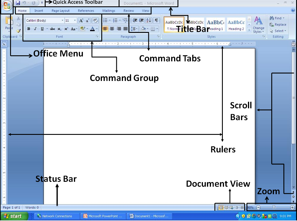 Lastly Click Microsoft Word 2007