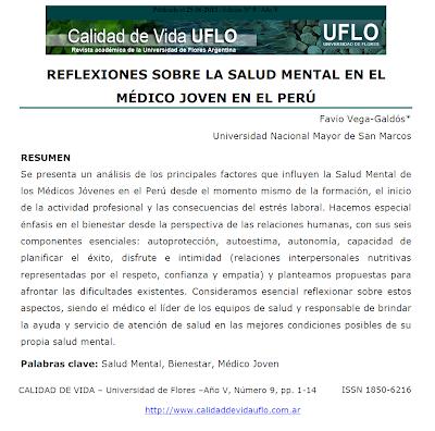 https://es.scribd.com/doc/263776256/Reflexiones-sobre-la-salud-mental-en-el-medico-joven-en-el-Peru-pdf