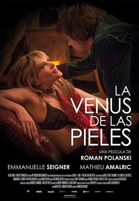 Venus In Fur / La Venus a la fourrure (2013) BRRip ταινιες online seires xrysoi greek subs