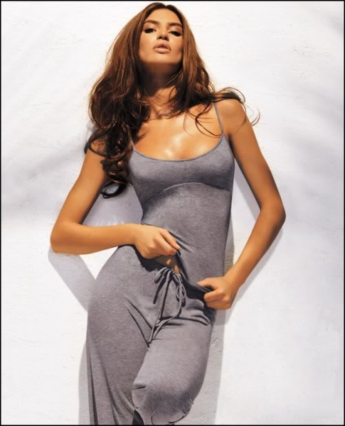 Famous Italian Model Bianca Balti Hot Pictures