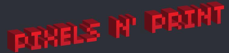 Pixels n' Print