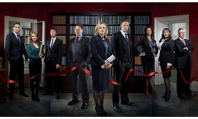 Thecustard Chats to Neil Stuke ahead of series 2 of Silk on BBC1