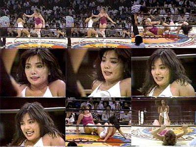 japanese pro wrestling