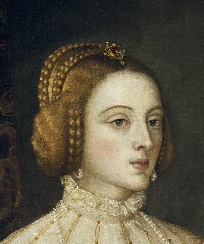Historia del Peinado Renacimiento - Peinados Renacimiento Epoca