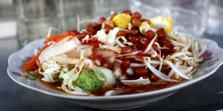 Asinan Sehat Lezat dan Nikmat - Makanan Diet Sehat