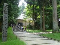 11年ぶりに世界遺産 平泉・中尊寺金色堂に行った。