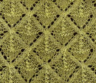Free Knitting Pattern 50507 Drop Stitch Scarf : Lion Brand