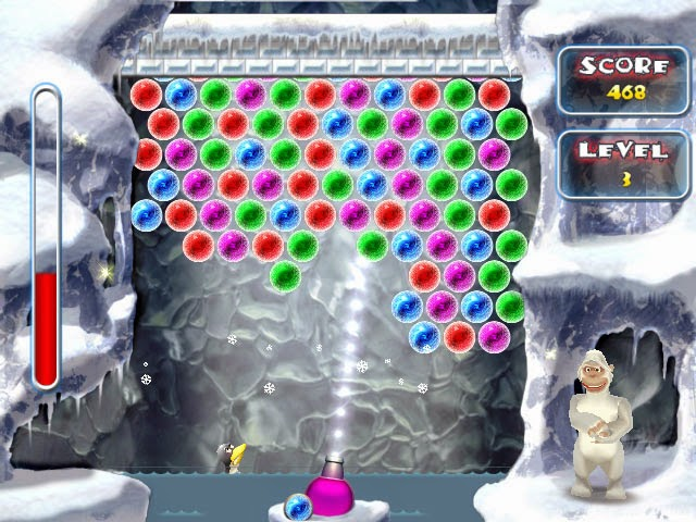 Download Game Yeti Bubbles