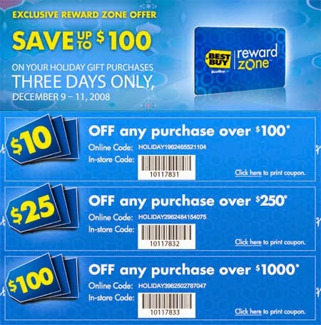 Coupon codes best buy