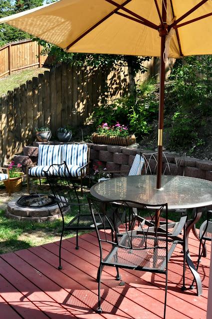 Outdoor Furniture Paint Ideas