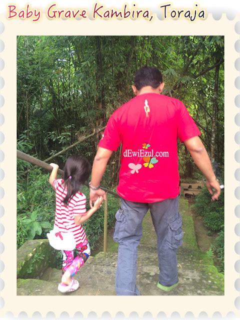 wisata wajib di Toraja,jalan jalan ke baby grave kuburan bayi