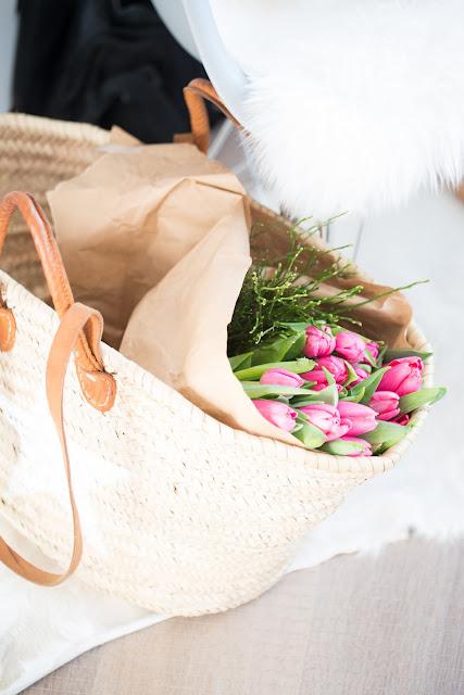 Tulpen vom Markt