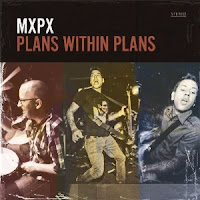 mxpx, new cd, plans within plans, album, cover, image, buy, amazon