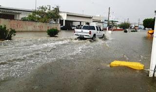 Chove bem em Currais Novos na tarde desse domingo (03)