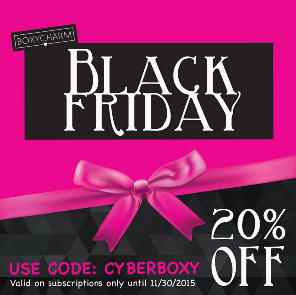 boxyxharm black friday deal
