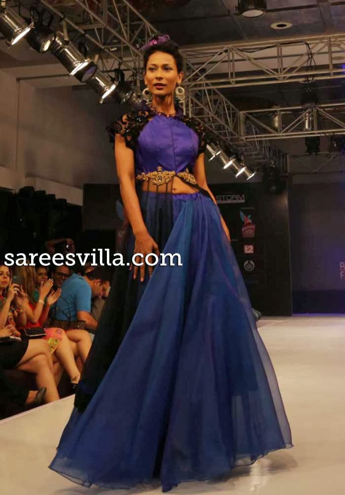 Kingfisher Ultra Bengal Fashion Week-2014