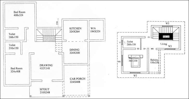 House Plan Enteveedu