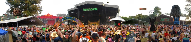 Tips for planning and packing for Bonnaroo